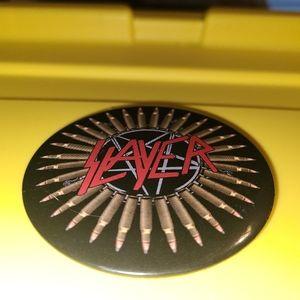 Slayer Pin